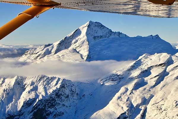 Mt Aspiring, Glaciers & Wanaka